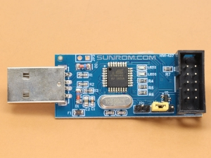USB programmer for Atmel AVR controllers