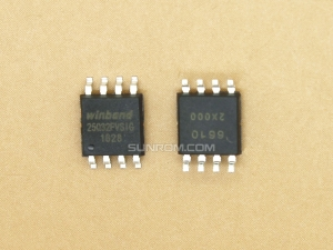 W25Q32FVSSIG - 4MB SPI Flash