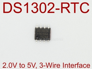 DS1302 - RTC - SOIC8