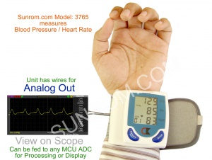 Blood Pressure Sensor - Analog Out