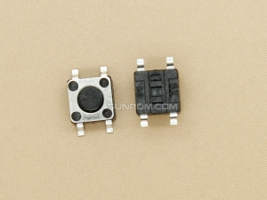 SMD Tactile Switch, 4.5x4.5x3.8mm
