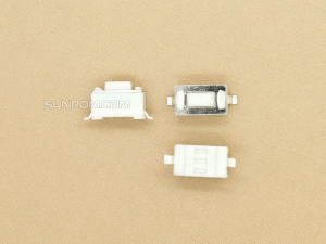SMD Tactile Switch, 3x6x4.3mm