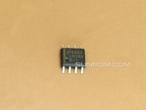 LM386 SOIC8