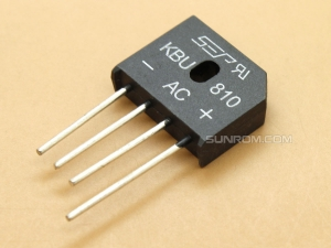 KBU810 - 8A Diode Bridge