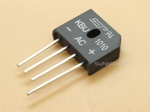 KBU1010 - 10A Diode Bridge