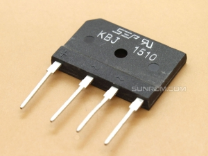 KBJ1510 - 15A Diode Bridge