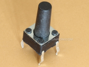 Tactile Switch 6x6x12mm