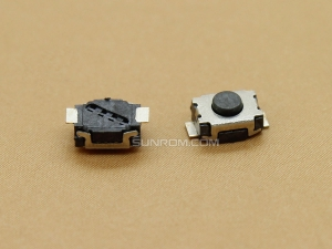 Tactile Switch 3x4x2mm SMD  2-Pin