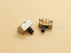 Slide Switch - 8.6mm - Horizontal 1P2T