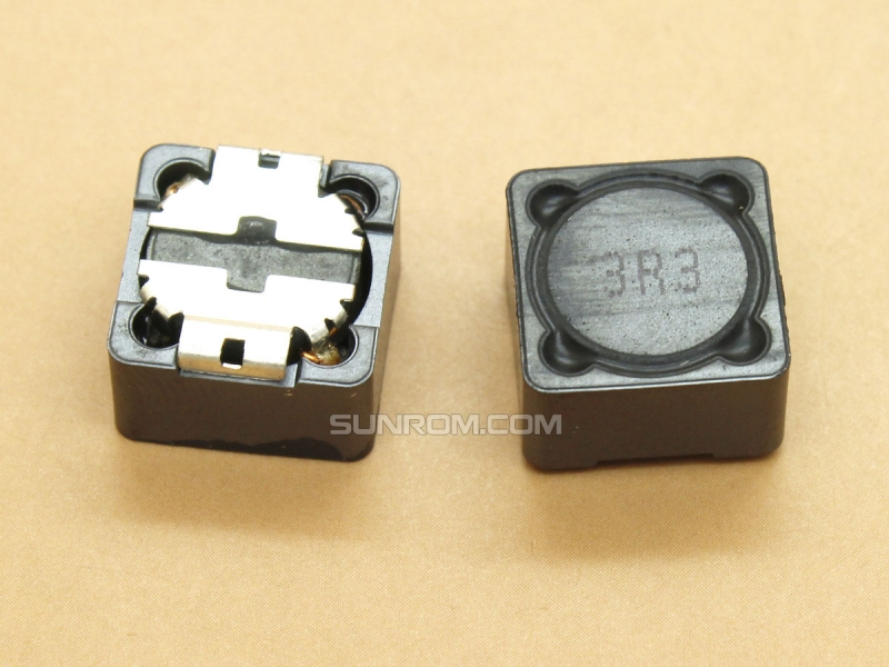 3.3uH (3R3) SMD 12mm Inductor