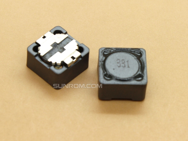 330uH (331) SMD 12mm Inductor