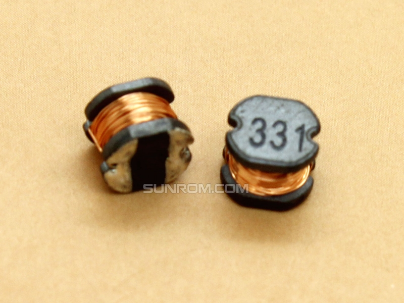 330uH (331) SMD 5mm Inductor PIO54-331KT