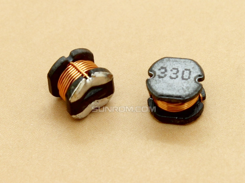 33uH (330) SMD 5mm Inductor