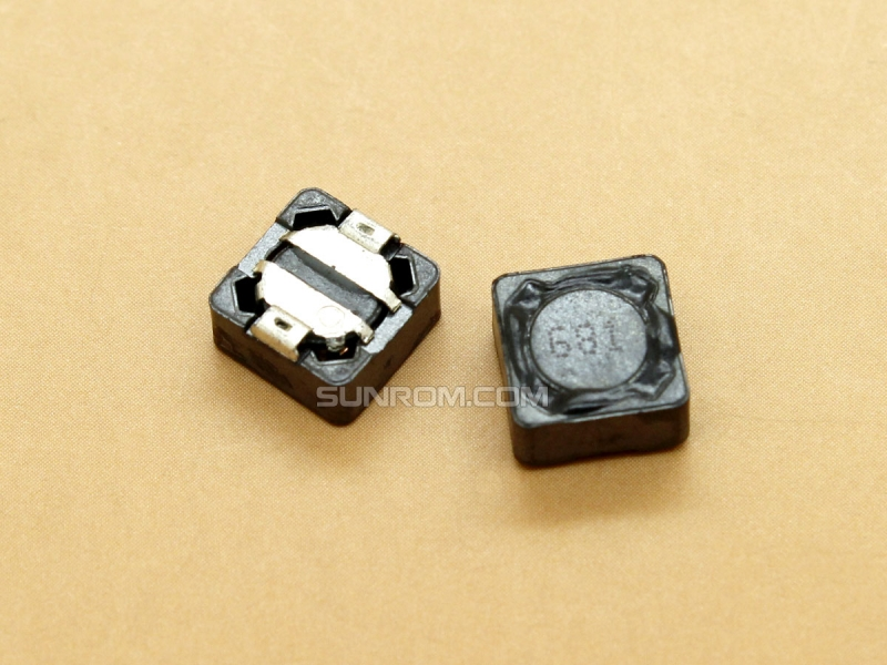 680uH (681) SMD 7mm Inductor