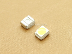 Bright While LED SMD Package PLCC2 (1210 3528)