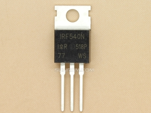 IRF540 TO220 N-CH MOSFET