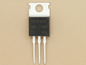 IRF840 TO220  N-CH MOSFET