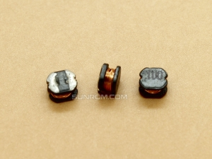 10uH (100) SMD 3mm Inductor