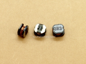 3.3uH (3R3) SMD 3mm Inductor