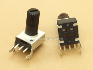 10K (103) L=20mm R/A Potentiometer (Volume Control) RV09A-21