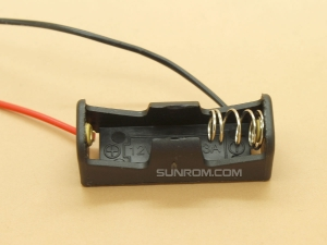 Battery Holder for 12V 23A - Wire