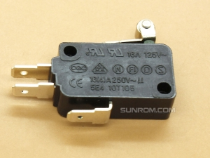Limit Switch Big - Short Roller