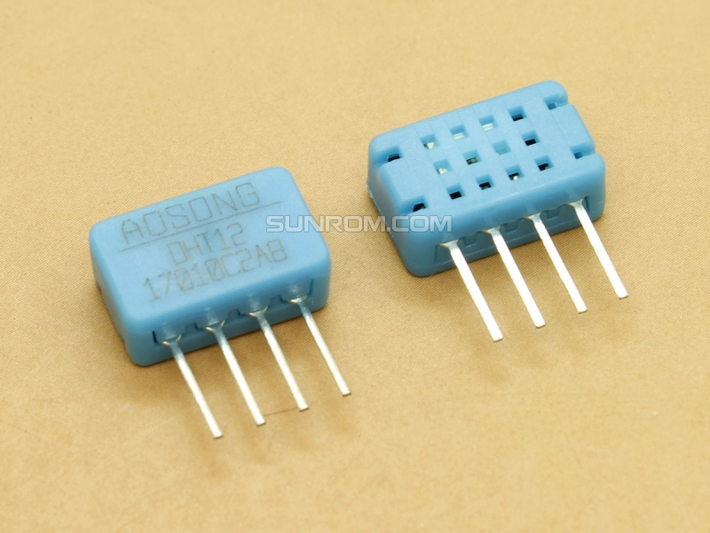 DHT12 - I2C - Digital Humidity and Temperature Sensor