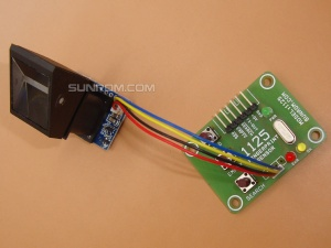 Fingerprint Sensor(R305) with Interface Board(PIC)
