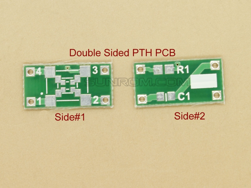 SMD Crystal 7050 5032 3225 PCB Adapter