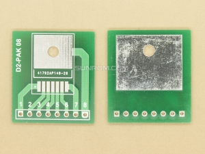 TO263-8 D2-PAK SMD Adapter PCB