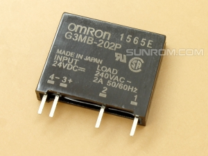 Solid State Relay(SSR) DC(24V) - AC(100-240V) 2A