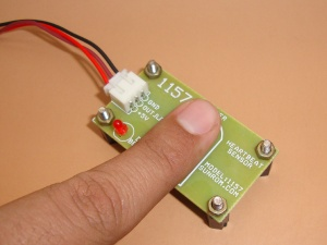 Heart Beat Sensor - Digital Pulse out