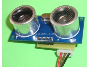Ultrasonic Distance Sensor - Serial Out
