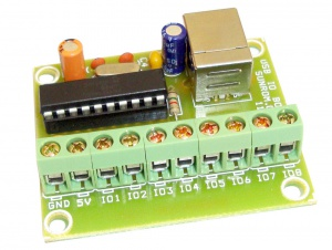 USB Data Acquisition Module 8 Channels