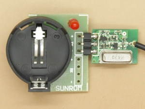 Active RFID Transmitter Tag