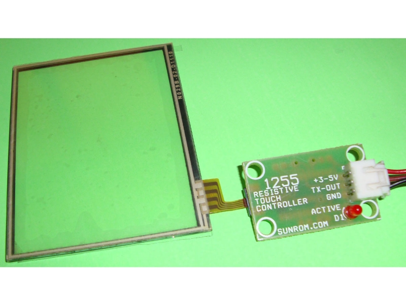 Touch Screen, 2.8 inch + Serial Output