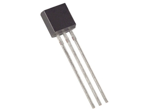 LM35 Temperature Sensor - Analog Out