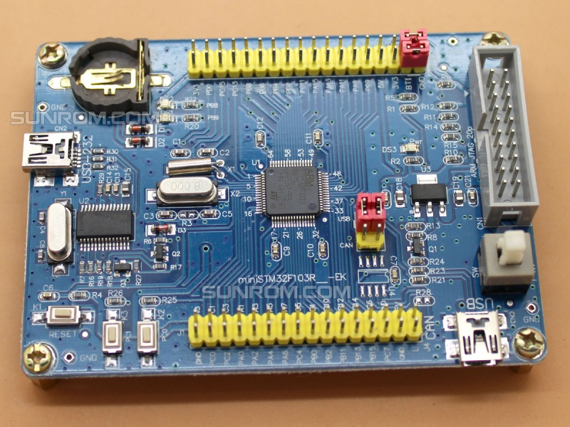 STM32F103RBT6 Dev Board