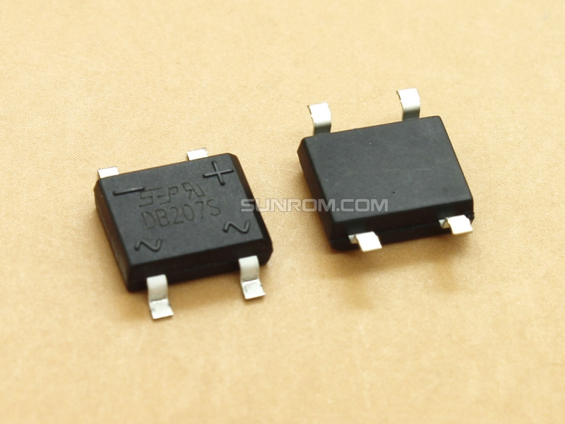 DB207S - 2A Diode Bridge, SMD