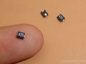 47uH SMD, 60mA Inductor