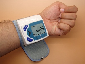 Blood Pressure Monitor without external Interface