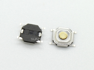 SMD Tactile Switch, 4x4x1.5mm