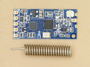 RF Serial Data Link UART, 433 Mhz, 1KM