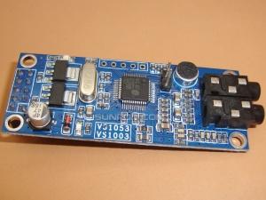 MP3 Decoder Board - VS1053B