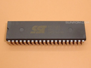SST89E516RD - DIP, 8051, 64 KB Flash