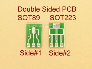 SOT223 / SOT89 - SMD Adapter PCB