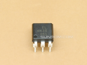 4N35 - 6-Pin DIP Phototransistor