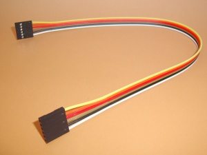 6 pin ISP Cable
