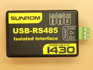 USB - RS485 Isolated Converter Industrial Grade