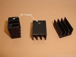 Heatsink for TO-220